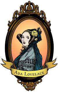 Alt Ada Lovelace portrait