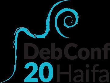 DebConf20 banner