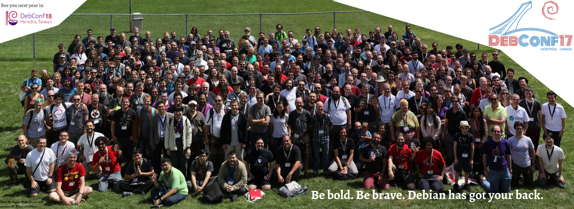 DebConf17 group photo - click to enlarge