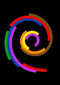 Debian Diversity logo