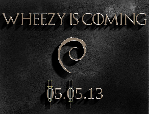 Alt Wheezy is coming